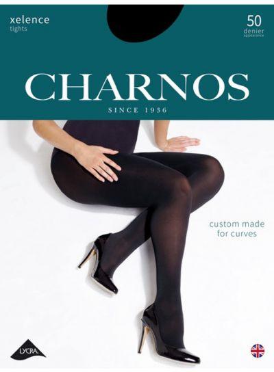 Charnos Xelence 50 Denier Plus Size Tights
