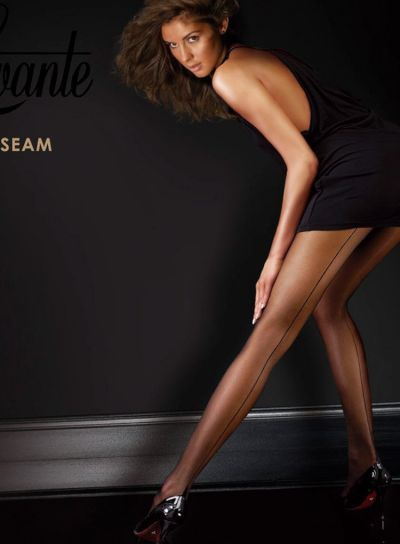 Levante Backseam Tights - Hosiery Outlet