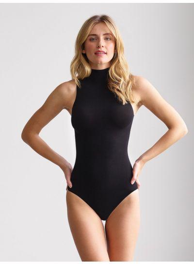 Commando Ballet Sleeveless Thong Bodysuit