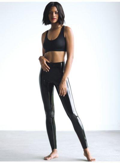 Commando Classic Faux Patent Leather Leggings