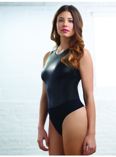 Commando Faux Leather Signature Bodysuit