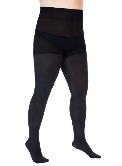 Lida Relaxing Plus Size Compression Tights