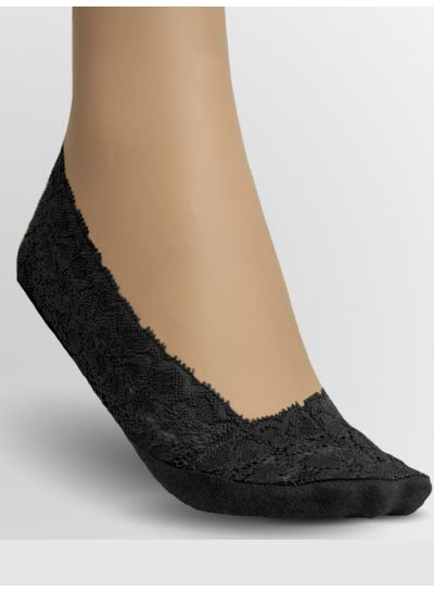 Couture Lace Footlets 2 Pair Pack