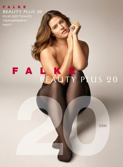 Falke Beauty Plus 20 Sheer Tights Pack Image