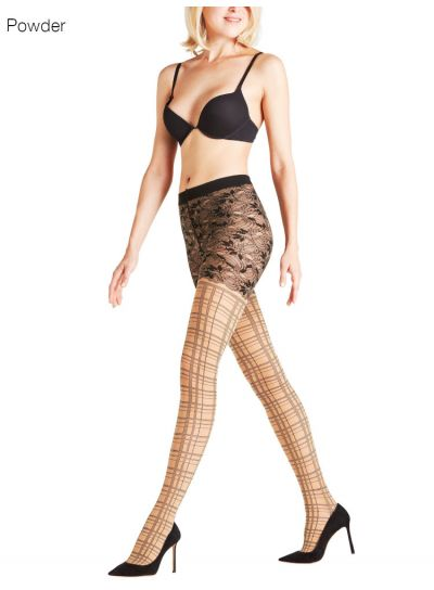 Falke Mac Druid Patterned Tights