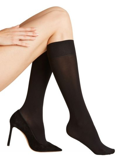 Falke Seidenglatt 40 Denier Knee Highs