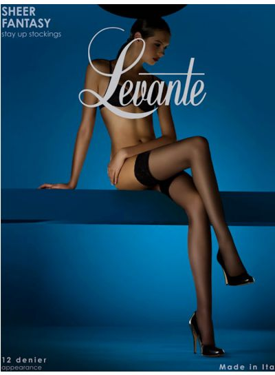 Levante Fantasy Sheer Hold Ups