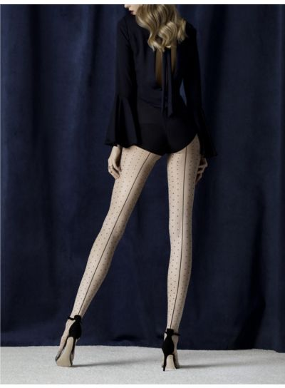 Fiore-Seamed-Intrigue-Tights-Linen