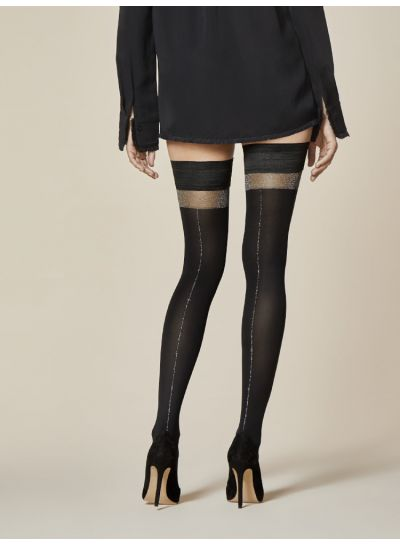 Fiore-Seduce-Backseam-Hold-Ups-Black