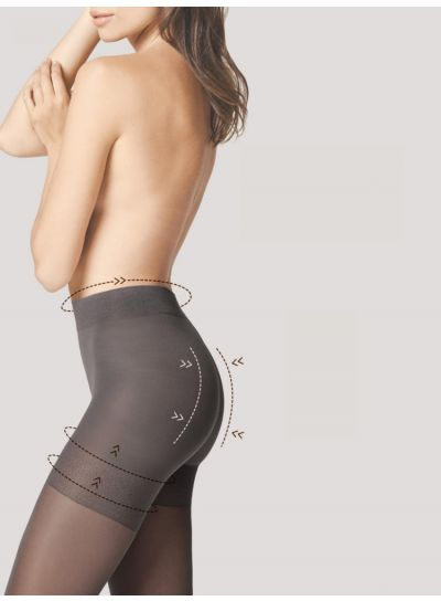 Fiore-TOTAL-Slim-40-Denier-Bodyshaper-Tights