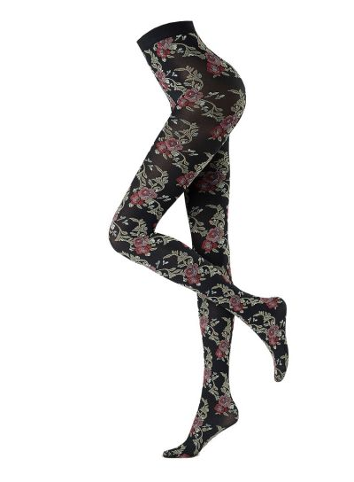 Oroblu Flower Blooms Tights