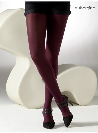Gipsy-100-Denier-Opaque-Tights-Aubergine