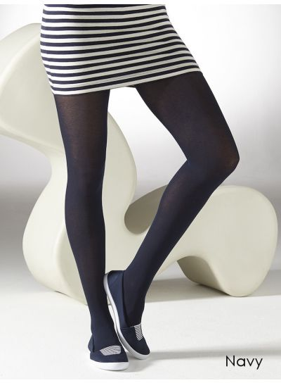 Gipsy-Cable-Twist-Tights-Navy