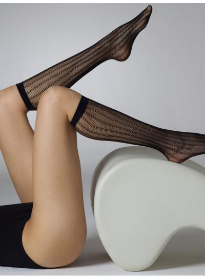 Gipsy-Pinstripe-Net-Knee-High-Socks