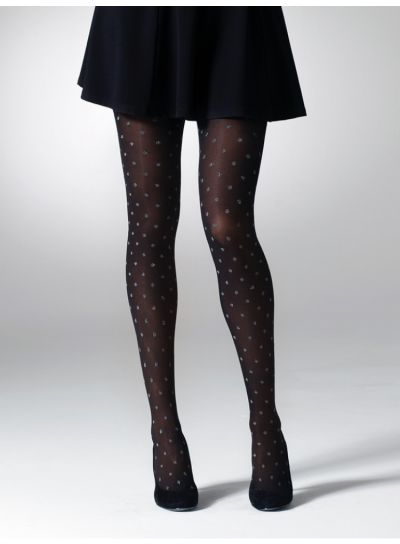 Gipsy Sparkle Polka Dot Tights