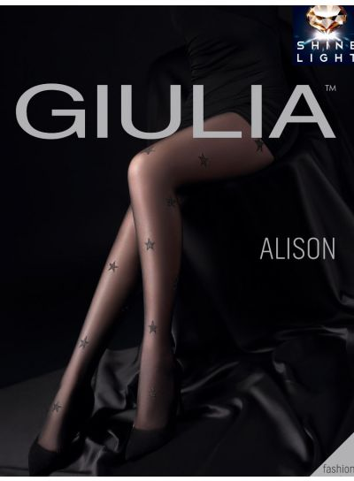 Giulia Alison Star Pattern Tights