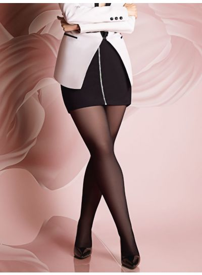Giulia Extra 40 Plus Size Tights XXL & XXXL