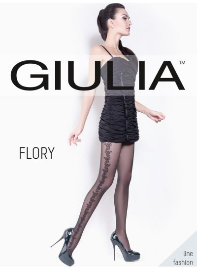 Patterned Tights Flory Giulia