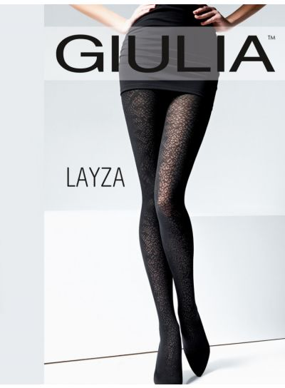 Giulia Layza Cotton Mesh Tights - Hosiery Outlet