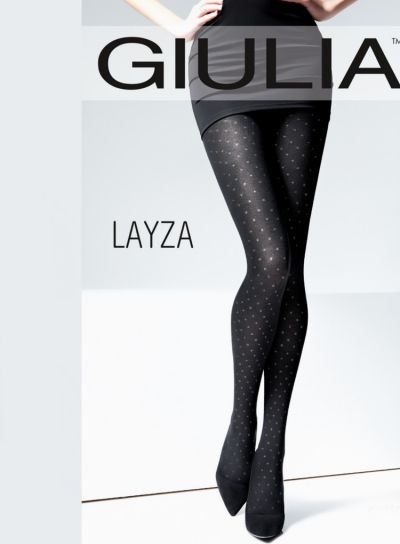 Giulia Layza Spotty Cotton Tights - Hosiery Outlet