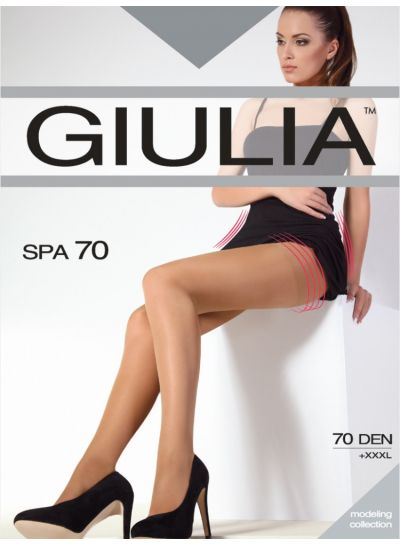 Giulia SPA 70 Control Tights - Hosiery Outlet
