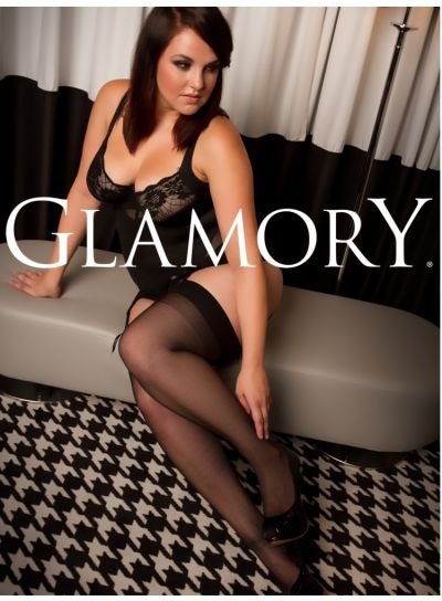 Glamory Delight 20 Plus Size Stockings