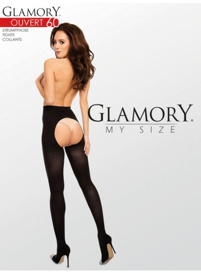 Glamory Ouvert 60 Open Crotch Tights