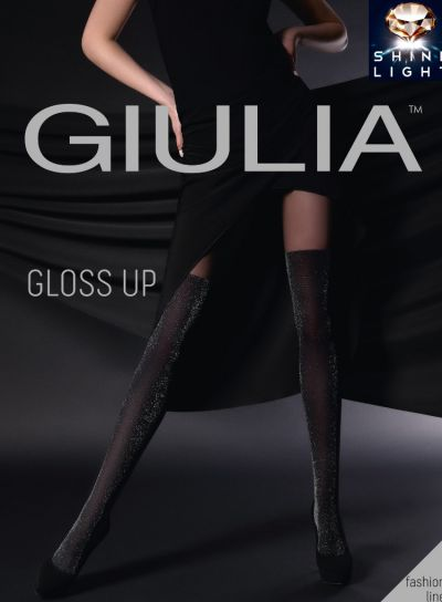 Giulia Gloss Up Sparkle Over The Knee Tights