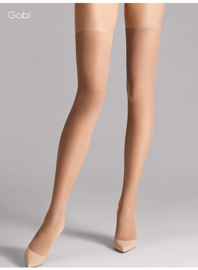 Wolford-Fatal-15-Seamless-Stay-Ups-Gobi