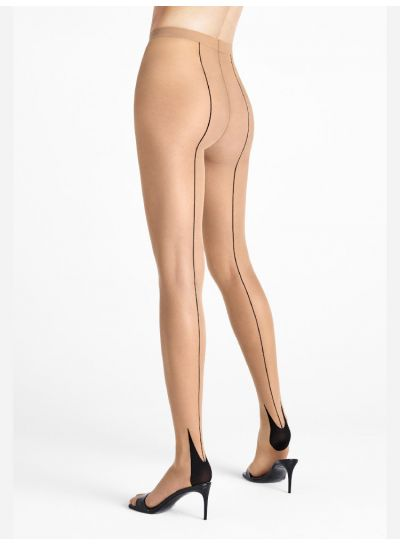 Wolford Horizon Seamed Tights