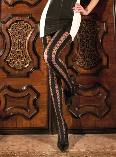 Trasparenze Ipparco Patterned Tights