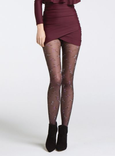 Jonathan Aston Blossom Tights - Hosiery Outlet