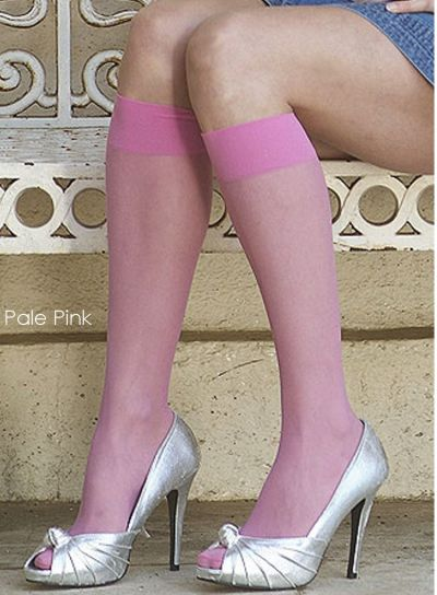 Jonathan Aston Colour Palette Knee Highs Pink