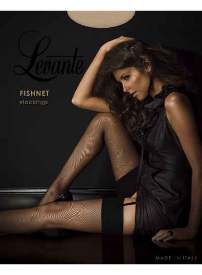 Levante Fishnet Stockings