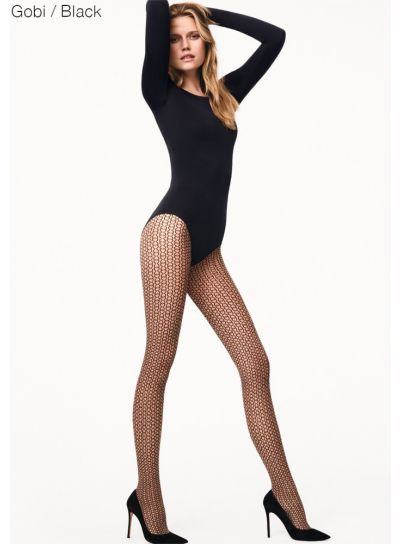 Wolford-Loop-Tights-Gobi