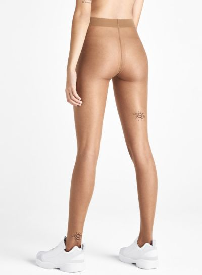 Wolford Ink Tattoo Malice Tights - Limited Edition