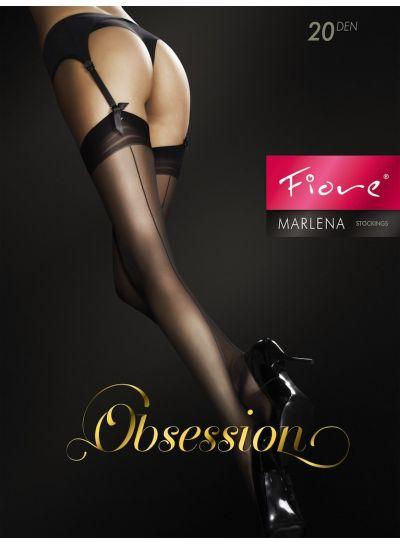 Fiore Marlena Seamed Stockings