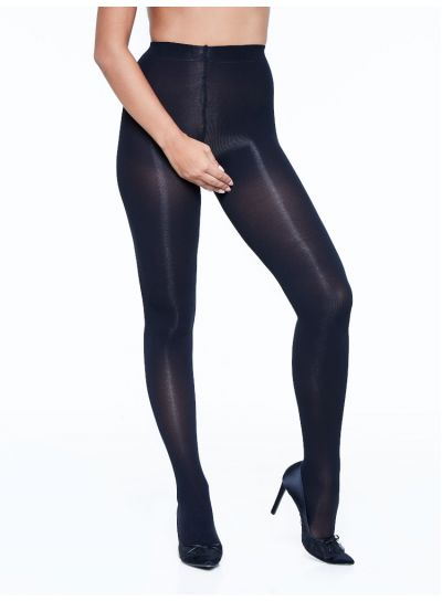 Miss-naughty-opaque-open-crotch-tights
