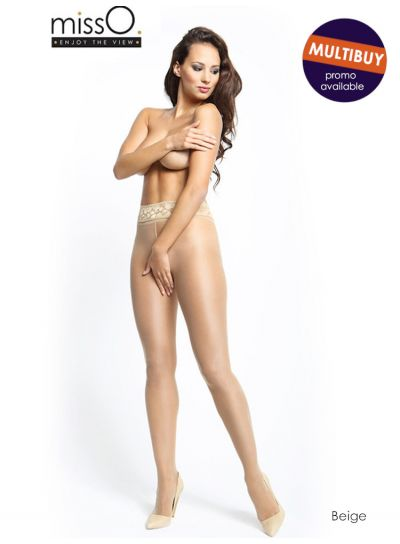 Miss-O-Lace-Top-Open-Crotch-Pantyhose-beige2