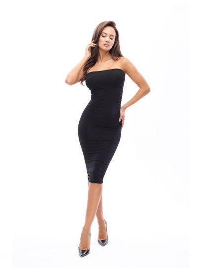 Miss O Seamless Tube Dress