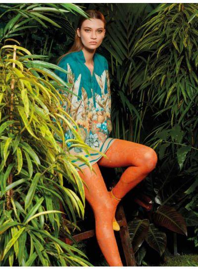 Oroblu All Colour Lace Tights