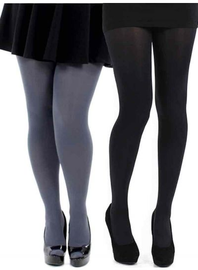 Pamela Mann 80 Denier Opaque Plus Size Tights