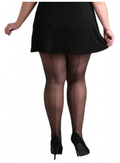 Pamela Mann Jive Seamed Tights