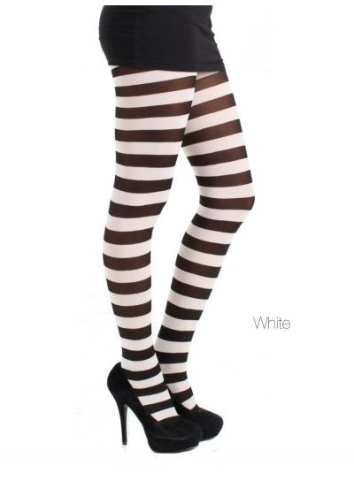 Pamela Mann Twickers Stripe Tights - Hosiery Outlet