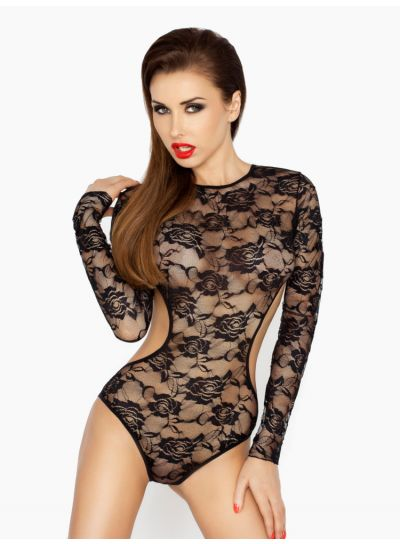 Passion Yolanda Lace Bodysuit