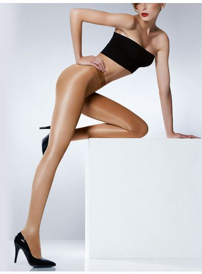 Pierre Mantoux Eclatant Glossy 40 Tights