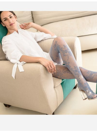 Oroblu Prettiness Lace Tights