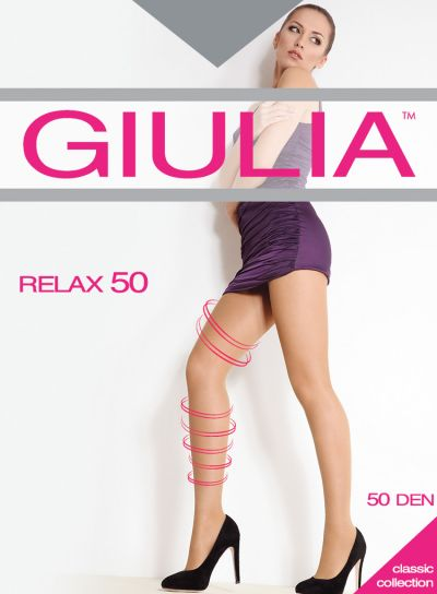 Giulia Relax 50 Denier Compression Tights