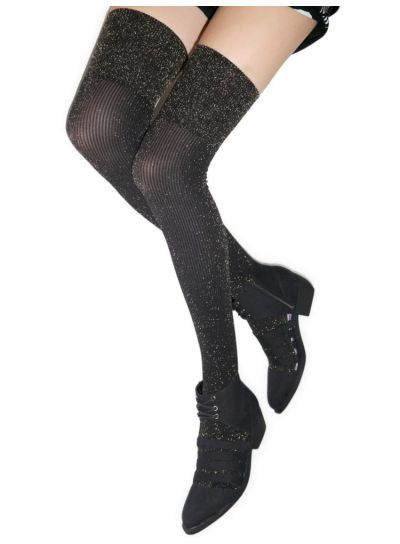 Pretty-Polly-Sparkle-Ribbed-Over-The-Knee-Socks
