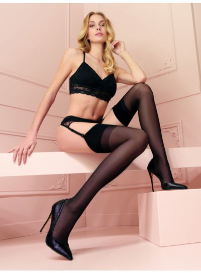 Trasparenze Sara Stockings Also Available in Plus Size Stockings